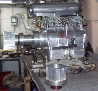 Ford big block to small blocks even 2.3L turbo C4 C6 9""