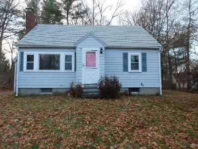 2 Bed 1 Bath Foreclosure Property in Stoughton, MA 02072 - Anderson Rd