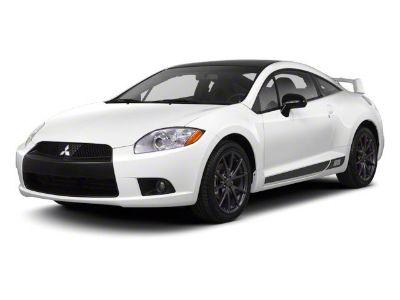 2012 Mitsubishi Eclipse GS Sport (White)