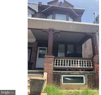 5517 N Marshall St Philadelphia Three BR, A lovely brick front