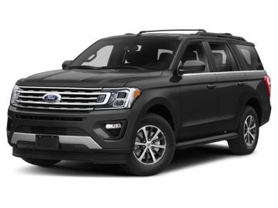 2018 Ford Expedition XLT (White Metallic)