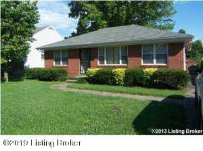 642 Maylawn Ave LOUISVILLE Three BR, Super house in super area.
