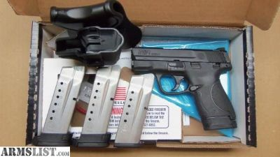 For Trade: Shield 9 for airweight type revolver