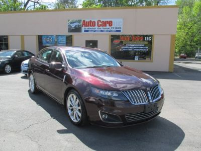 2011 Lincoln MKS EcoBoost (Maroon)
