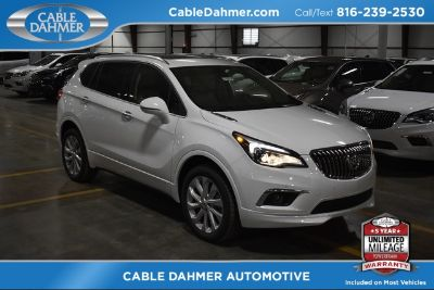 2018 Buick Envision Premium I (summit white)