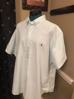 Men s Polo casual shirts xxl , new with tags
