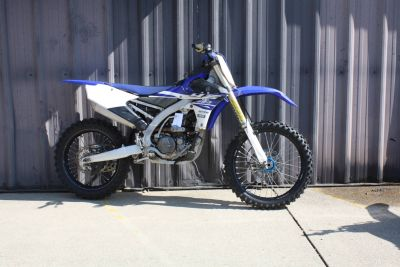 2015 Yamaha YZ250F Motocross Motorcycles Franklin, OH