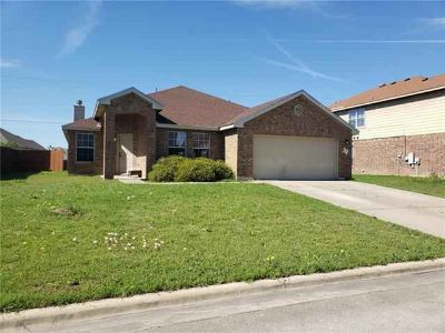 830 Red Fern DR HARKER HEIGHTS, Nice size single story in !