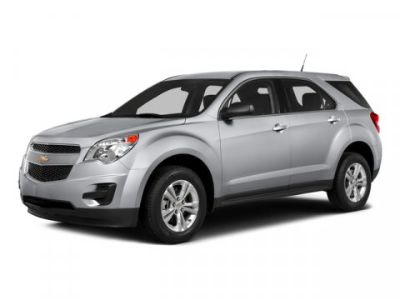 2015 Chevrolet Equinox LS (Summit White)