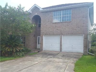 4 Bed 2.1 Bath Foreclosure Property in Harvey, LA 70058 - Shadow Lake Ct
