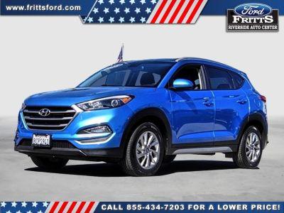 2018 Hyundai Tucson SEL (DUSK BLUE)