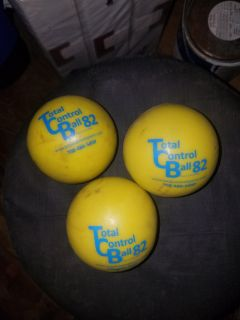 3- tcb balls (weighted)