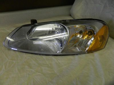 Find OEM 01-03 CHRYLSER SEBRING/ 01-06 DODGE STRATUS LEFT/ DRIVER SIDE HEADLIGHT motorcycle in Rockford, Michigan, US, for US $55.00