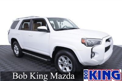 2016 Toyota 4Runner Limited (White)