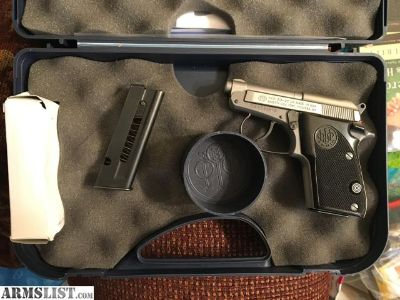 For Sale/Trade: Beretta Bobcat 21 A