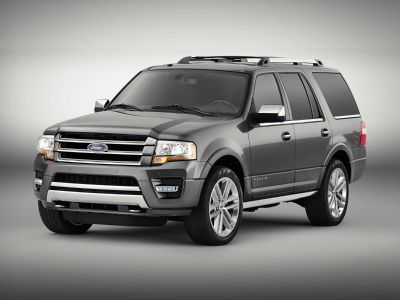 2016 Ford Expedition EL (Gold)