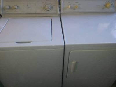 Whirlpool Hotpoint Washer Dryer