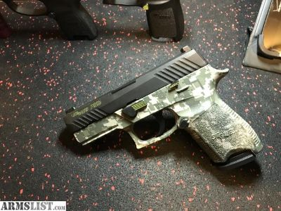 For Trade: Sig p320 looking to trade for something