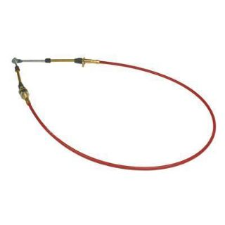 Find B&M 80605 Shifter Cable 5 ft. Length Eyelet/Threaded Ends Red Each motorcycle in Tallmadge, Ohio, US, for US $54.92