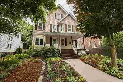 390 Lebanon St. MELROSE Four BR, Grand Victorian home