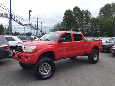 2008 Toyota Tacoma V6 (Radiant Red)