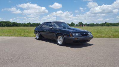 1986 Mustang GT T-top