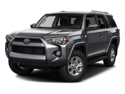 2016 Toyota 4Runner SR5 (Magnetic Gray Metallic)