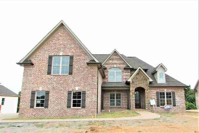 425 Whitley Way #206 Mount Juliet Four BR, Rutherford plan