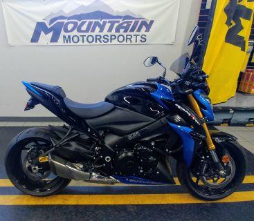 2018 Suzuki GSX-S1000 ABS Sport Motorcycles Ontario, CA