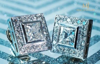 Shop High-Quality Custom Diamond Earrings Toronto