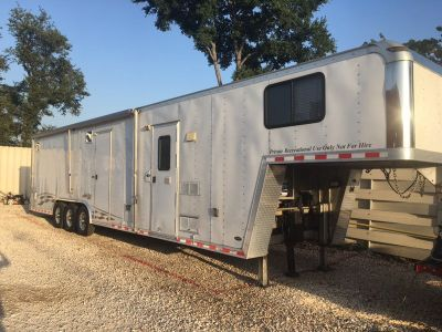Pace American Toy Hauler (Travel Trailer)