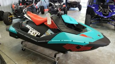 2018 Sea-Doo Spark 2up Trixx iBR 2 Person Watercraft Panama City, FL