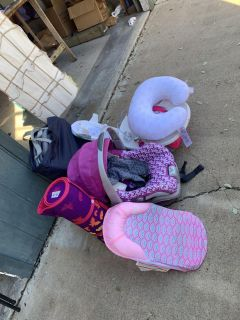 Baby clothes and items