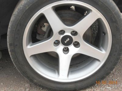 Sell 2003,2004, MUSTANG COBRA 17 INCH FACTORY OEM WHEEL (RIM) motorcycle in McCalla, Alabama, US, for US $100.00