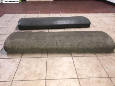 Double Cab Original Upholstery S&P Back Seat