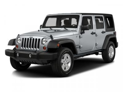 2016 Jeep Wrangler Unlimited Sport (Gray)