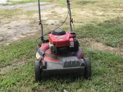 Make an offer!! Push Mower- will need to be fixed-