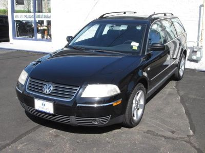 2004 Volkswagen Passat GLX 4Motion (Black)
