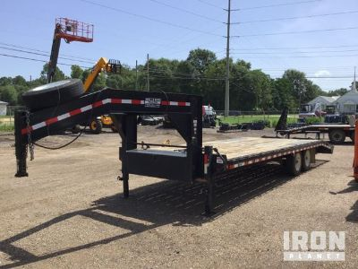 2017 Rolls Rite 16KG25DE-DO T/A Equipment Trailer