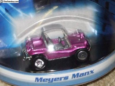 HotWheels Real Riders Meyers Manx