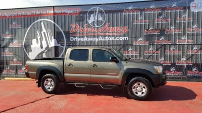 2012 Toyota Tacoma 2WD Double Cab V6 AT PreRunner (Natl)
