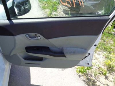 Sell CIVIC 2012 Door Trim Panel, Front 391001 motorcycle in Holland, Ohio, United States, for US $50.00
