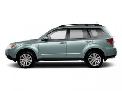 2010 Subaru Forester 2.5X (Sage Green Metallic)
