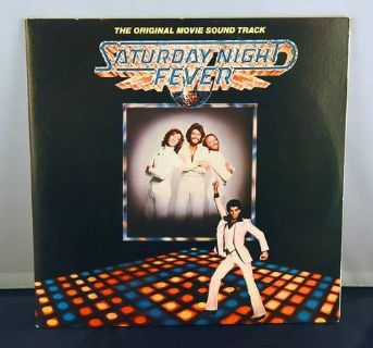 Saturday Night Fever (The Original Movie Sound Track) double album