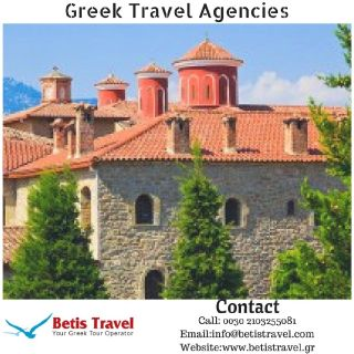 Greek Travel Agencies