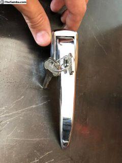 Locking Ice Pick Door Handle (Repop)