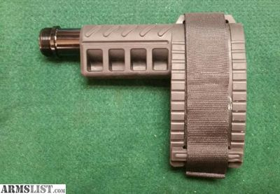 For Sale: Sig Sauer Arm Brace With Extended tube