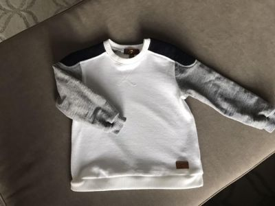 7 for all Mankind toddler sweater!