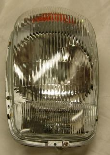 Purchase Euro style headlight head light mercedes 230SL 250sl 280sl w113 113 motorcycle in Santa Clarita, California, US, for US $1,000.00