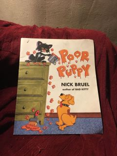 Poor Puppy by the author of Bad Kitty